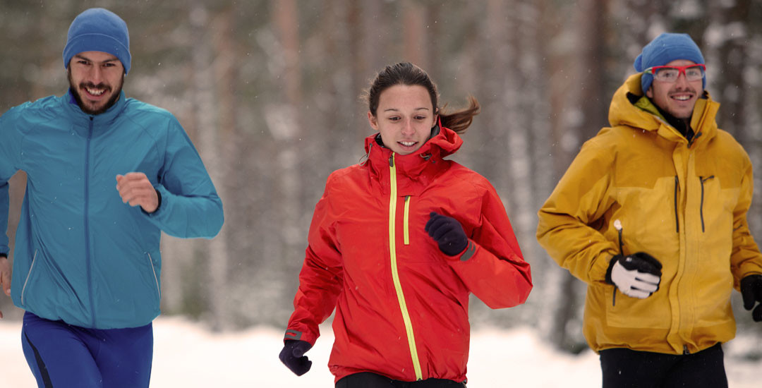 How-To Exercise in the Cold Properly