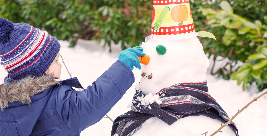 How-To Build an Awesome Snowman