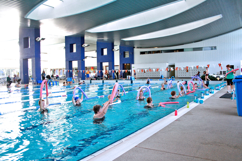 Aquatic Exercise Helps Manage Lower-Limb Osteoarthritis