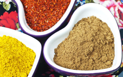 Seasonal Diets and Healing Injuries with Specific Flavours